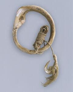 Fish Hooks of the Pacific Islands, 'New Guinea, Wuvulu and Aua Islands (Bismarck Archipelago)', ca. 19
