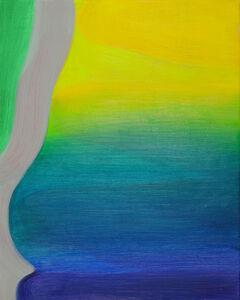 Charles Dunn, 'Blue Toe', 2020