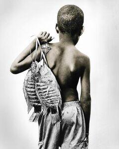 Jan C. Schlegel, 'Fischermans boy, Turkana Tribe, Kenya'