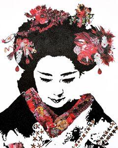 María Laura, 'Geisha', 2019