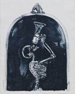 Qiu Zhijie, 'Propagator in the Darkness', 2008