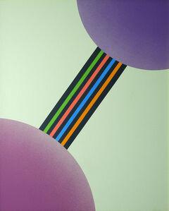 Raymond Jonson, 'Polymer No.7', 1975
