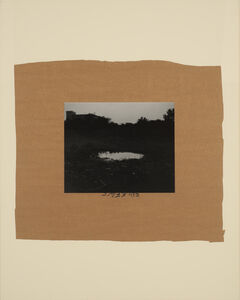 John Gossage, 'Fuckface', 1989