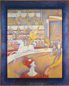 Georges Seurat, 'Le cirque (The Circus)', 1890-1891
