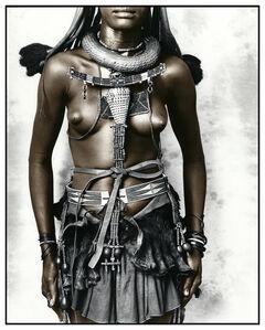 Jan C. Schlegel, 'Gesuta (16),Himba Tribe, Namibia'