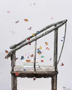 Li Jian Hua, 'Light Reading I'