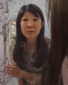 Kate Sammons, 'Self Portrait in Mirror ', 2016