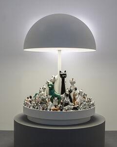Stuart Haygarth, 'Raft Cats (Large)', 2009