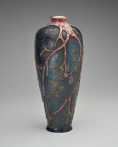 Amphora, 'Coral Blitz', ca. 1899