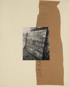 John Gossage, 'S Kers', 1989