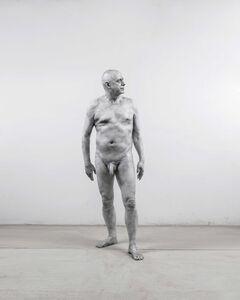 Guido Casaretto, 'D/23-19 (White Whale)', 2019