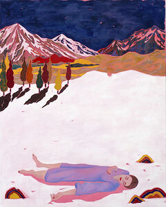 Freya Douglas-Morris, 'Sleep dreams', 2019