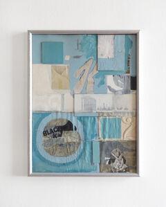 Joe Brainard, 'Black K Sheet', 1963-1964
