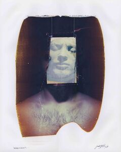 Paolo Gioli, 'Dietro il volto', 2011