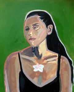 Suzy O'Mullane, 'White Gladiolus', 2017