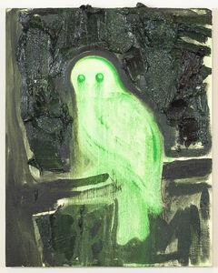 Kim Dorland, 'Ghost Owl', 2017
