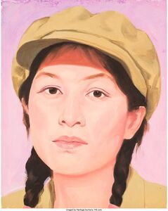 Qi Zhilong, 'Untitled (from Chinese Girl series)', 1996