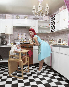 Dulce Pinzon, 'Housewife', 2012-2016
