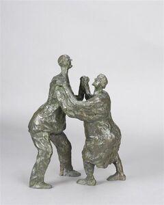 Pat Oliphant, 'Dancing Couple, 7/10', 1984
