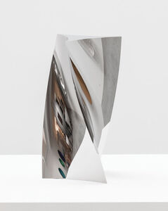 Anish Kapoor, 'Curved Triangle Twist', 2014