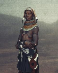 Christopher Rimmer, 'Mwila Matriarch, Southern Angola', 2017