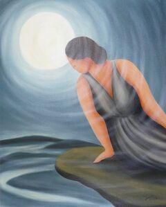 Wonsook Kim, 'Selene 1', 2008