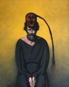 Rafael Coronel, 'Moro trenza', 1990-2000
