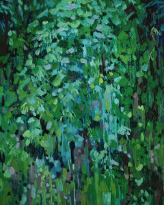 Claire Sherman, 'Fern Wall', 2017