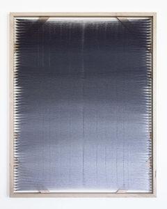Rachel Mica Weiss, 'Wove Screen, Fog Gradient X', 2020