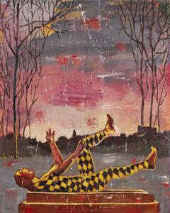 Nicky Nodjoumi, 'Reaching Out to Insanity', 2020