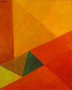 Joseph Lacasse, 'Composition (Dia no. 134)', 1966