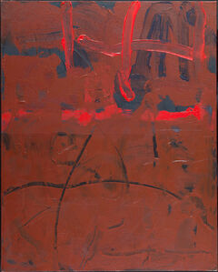 Frank Wimberley, 'Accents Red', 2008