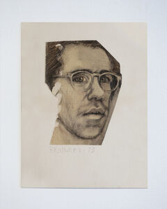 Joe Brainard, 'Self-Portrait', 1975
