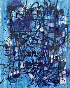 NEBAY, 'Deep blue', 2020