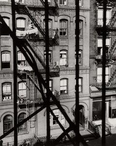 Rebecca Lepkoff, '342 Cherry Street, New York, City', 1947
