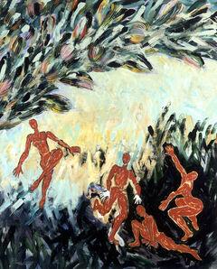 Carole Eisner, 'Quattro', 1987