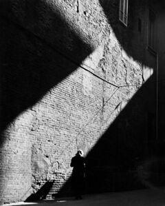 Nino Migliori, 'Sfida alle ombre', anni 1950
