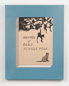 Becky Suss, 'Rhymes of Early Jungle Folk by Mary E. Marcy (Wharton Esherick)', 2018