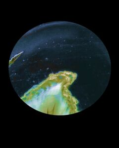 Sharon Neel-Bagley, 'Galaxy Clusters'