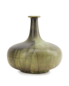 Harrison McIntosh, 'Gourd-shaped vase'