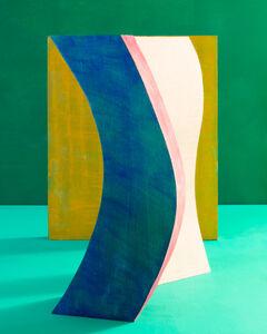 Erin O'Keefe, 'Blue Bend', 2020