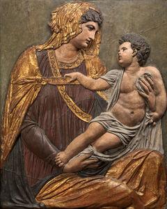 Jacopo Sansovino, 'Madonna and Child', ca. 1550