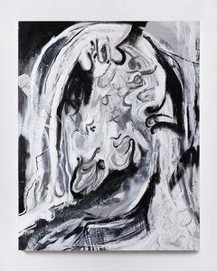 Sobia Ahmad, 'White Chiffon', 2017