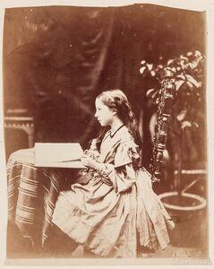 Oscar Gustav Rejlander, 'Isabel Somers-Cocks (Later Lady Henry Somerset)'