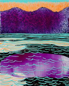 Hope Gangloff, 'Late August on Lake George', 2020