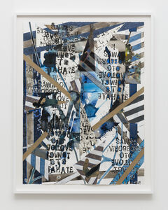 Alexandra Grant, 'I was born to love not to hate (12)', 2019