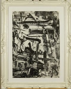 Emilio Vedova, 'untitled', 1977