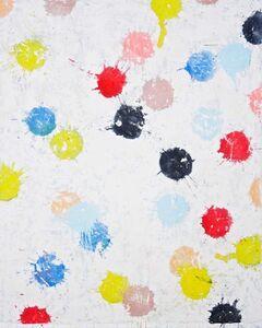 Nicole Charbonnet, 'Erased Dots ', 2006