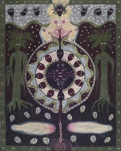 Solange Knopf, 'Spirit Codex No. 22', 2014