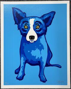 George Rodrigue, 'Blue Skies Shining on Me', 2005